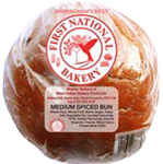 Medium Spiced Bun